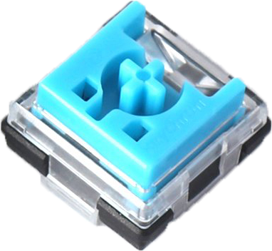 keychron blue switch