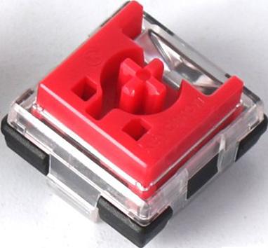 keychron red switch